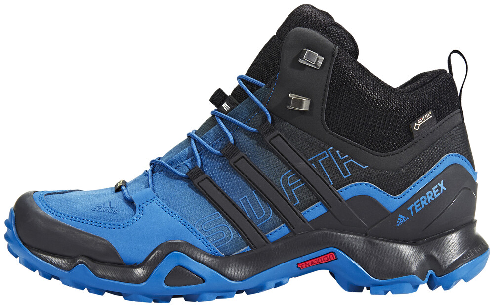 Adidas Terrex Swift Bottes De Randonnée Gtx Milieu R2, Bleu, 42 2/3